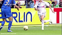 ایتالیا 1 - 1 فرانسه | فین...