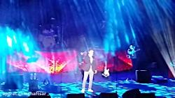 محسن ابراهیم زاده - امشب - اجرای زنده