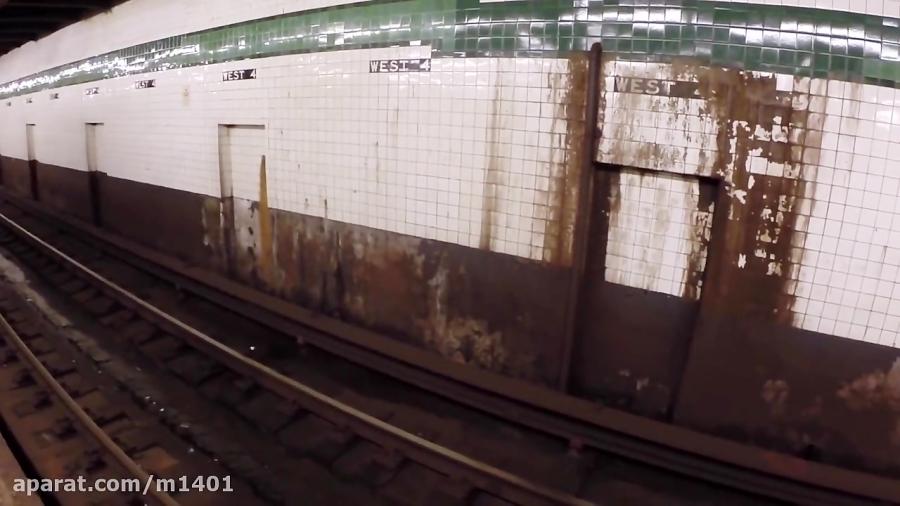 مترو نیویورک و مترو مکزیکوسیتی را با تهران مقایسه کنید!