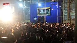 برگزاری مراسم سومین شب از لیالی قدر در گلستان