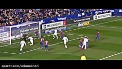 برترین دفاع و سوپر گل های راموس در رئال مادرید
