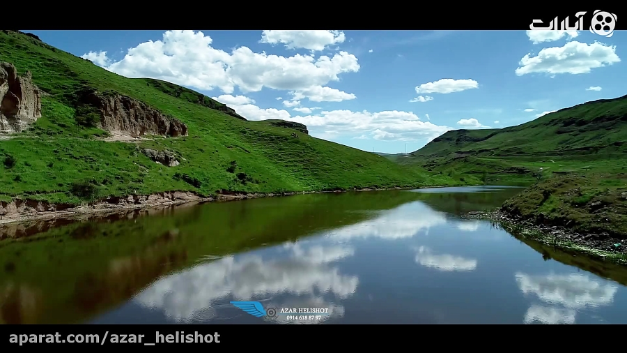 باور کنید ، اینجا ایران است 10   طبیعت آذربایجان   سراب