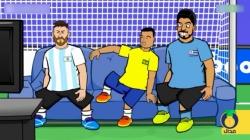 واکنش ها به لیست نهایی تیم ها در جام جهانی (دوبله)