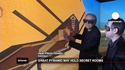 کشف اتاق پنهانی فرعون ب...