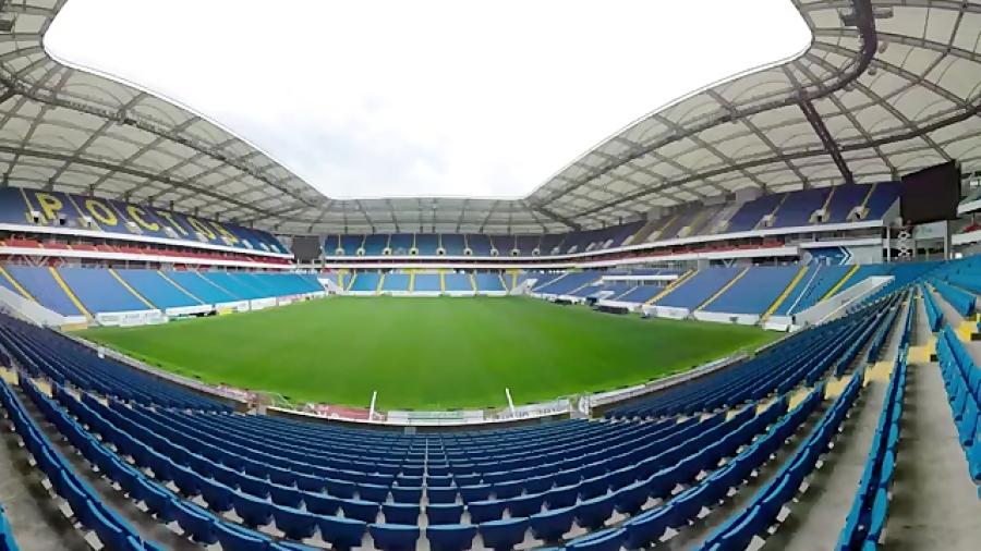 ویدیویی 360 درجه از استادیوم روستوف
