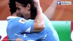 گل ها سوارز در تیم ملی اروگوئه goalgame.ir