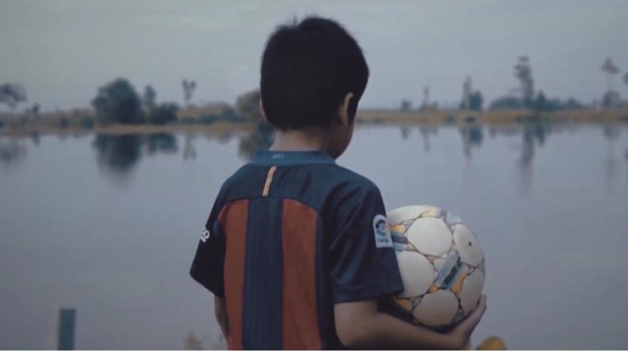 موزیک ویدیو دو زبانه فریمان برای تیم ملی در جام جهانی