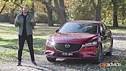 2018 Mazda 6 review: Turbo petrol returns to the 6!