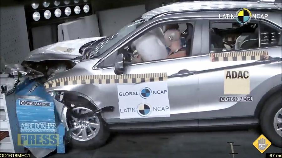 ساندرو جدید تنها یک ستاره ایمنی از لاتین NCAP گرفت