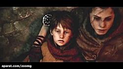 تریلر جدید بازی A Plague Tale: Innocence - زومجی