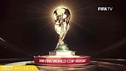جام جهانی 2018 روسیه: قسم...