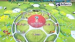 نگاهی به حواشی افتتاحیه جام جهانی 2018