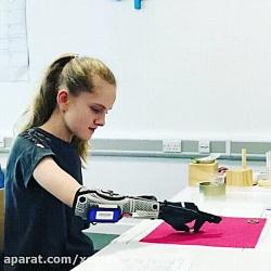 دست مصنوعی رباتیک برای ...