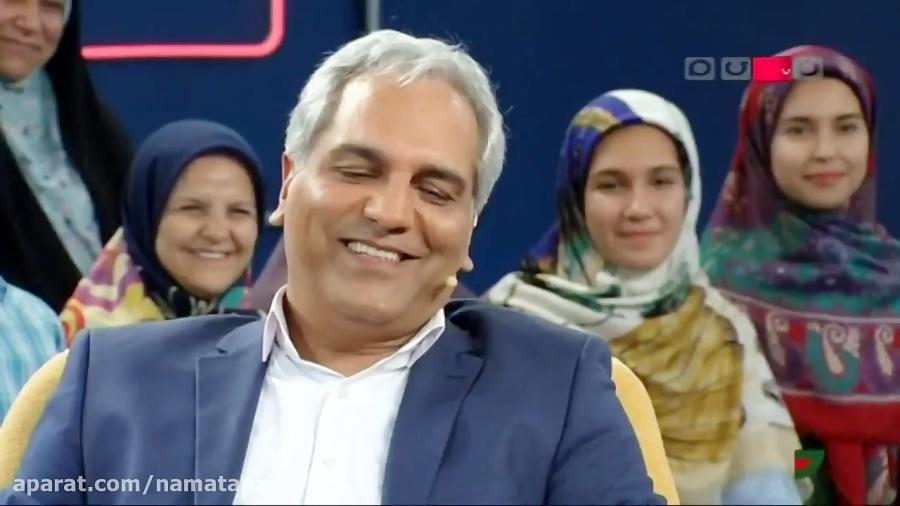 جناب خان و مهران مدیری در خندوانه