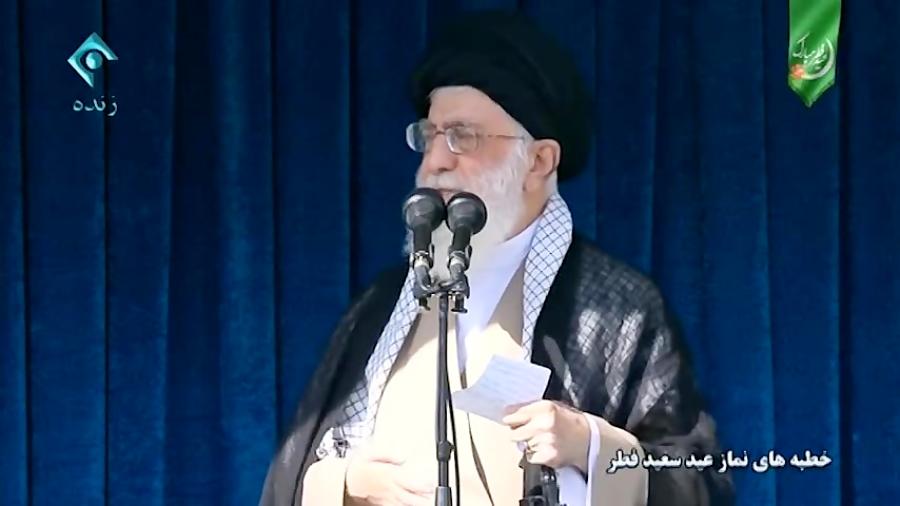مهم ترین سخنان رهبر انقلاب در خطبه های نماز عید فطر