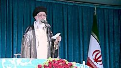 سخنرانی مقام معظم رهبری در عید فطر97