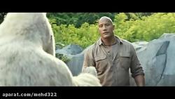 تریلر  فیلم خشم Rampage 2018