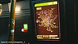 تریلر رسمی بازی Cyberpunk 2077 - تلگیم