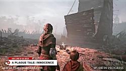15 دقیقه گیم پلی بازی A Plague Tale: Innocence