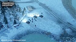 SUDDEN STRIKE 4  FINLAND Winter Storm  - L...