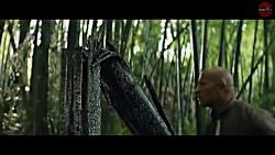تریلر دوم فیلم rampage 2018 ب...