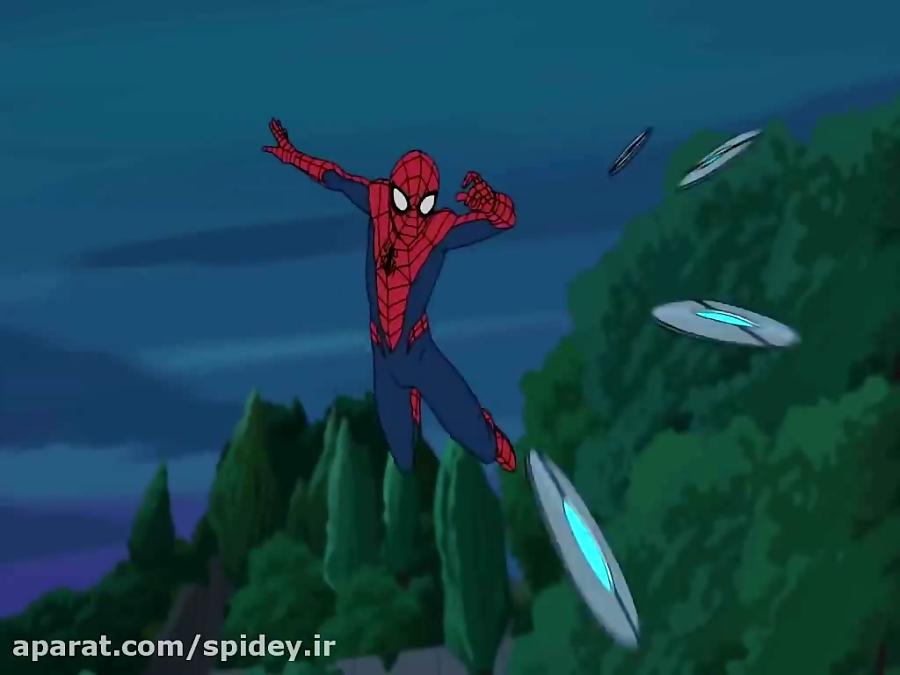 تریلر فصل 2 کارتون جدید مرد عنکبوتی (2018)