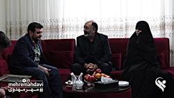 دیدار استاد رائفی پور با خانواده شهید محمدعلی بایرامی