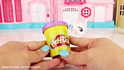Playdoh Harmony Makers with My Little Pony...