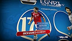 بازی روسیه مصر   جام جها...