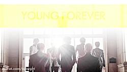 لیریک آهنگ young forever از bts