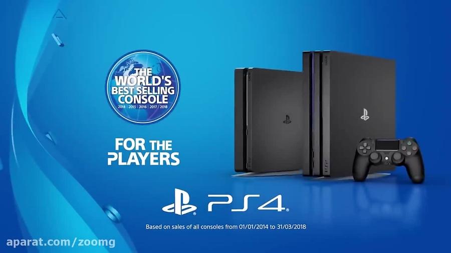 تریلر معرفی PlayStation Hits برای پلی استیشن 4 - زومجی