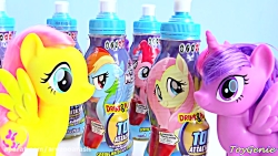 My Little Pony Movie Drink and Play Toy Su...