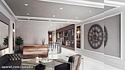 دیزاین دکوراسیون داخلی...