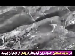 موشک باران النصره توسط ...