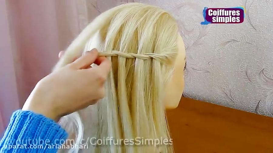 بافت مو عروس - بافت مو - سری جدید 2018