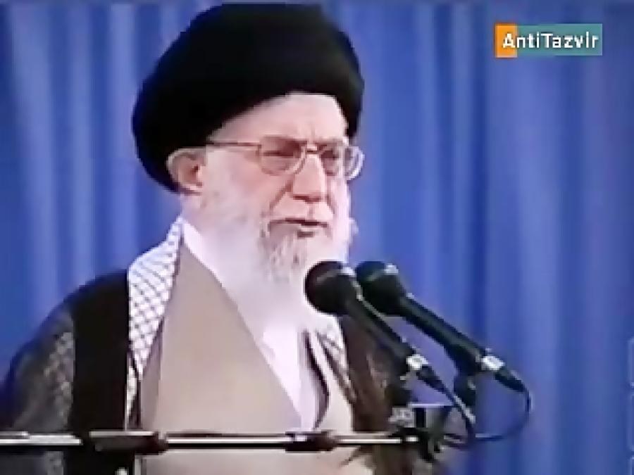 تذکر رهبر معظم انقلاب به  لاریجانی:دولت قانون را اجرا نکرده؛ شما که درمجلس هستی
