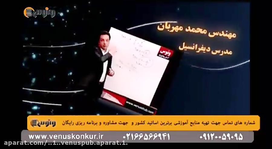 نحوه ی حل سوالات استنباط مفاهیم زبان کنکور ، دکتر شهاب اناری
