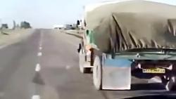 راننده اتوبوس جنایتکار!!