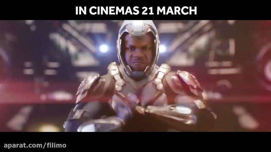 آنونس فیلم سینمایی «حاشیه اقیانوس آرام 2»