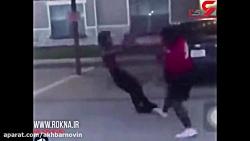 شلیک مرگبار مرد جوان در...