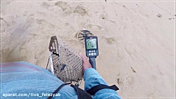 Beach Metal Detecting 5/3/18