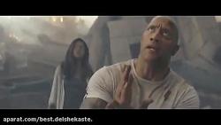 تریلر فیلم خشم - Rampage 2018-...