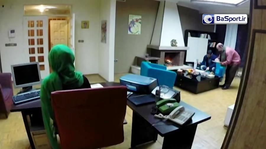 فرار ماهینی در حین ضبط دوربین مخفی