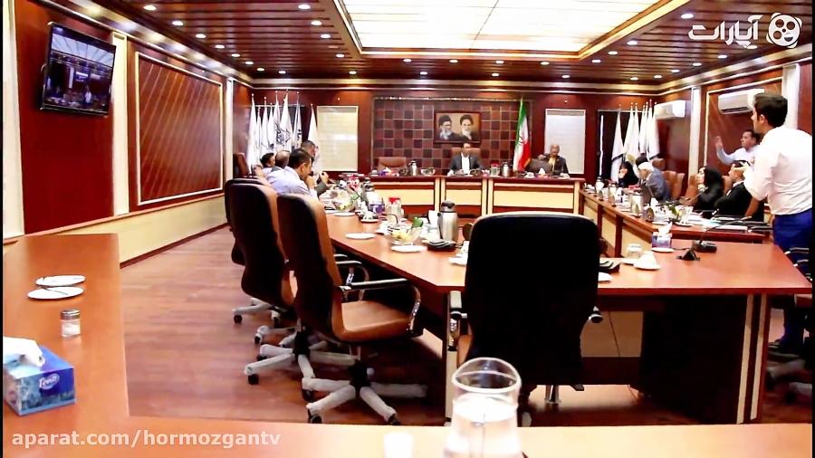 دستور اخراج غیرقانونی خبرنگار در شورای شهر !
