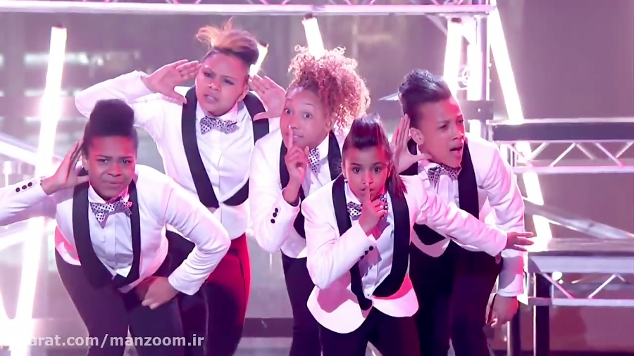 Shockarellas dancing is on another level! | Semi-Final 4 | Britain's Got Talent 2013