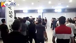 تجمع برخی از کسبه بازار علاء الدین و چارسو