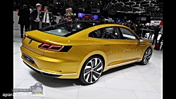 New Concept Cars 2016 VW Sport Coupe GTE photo review