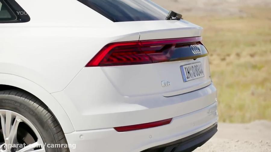 نگاهی به قابلیت های خارج از جاده Audi Q8 مدل 2019
