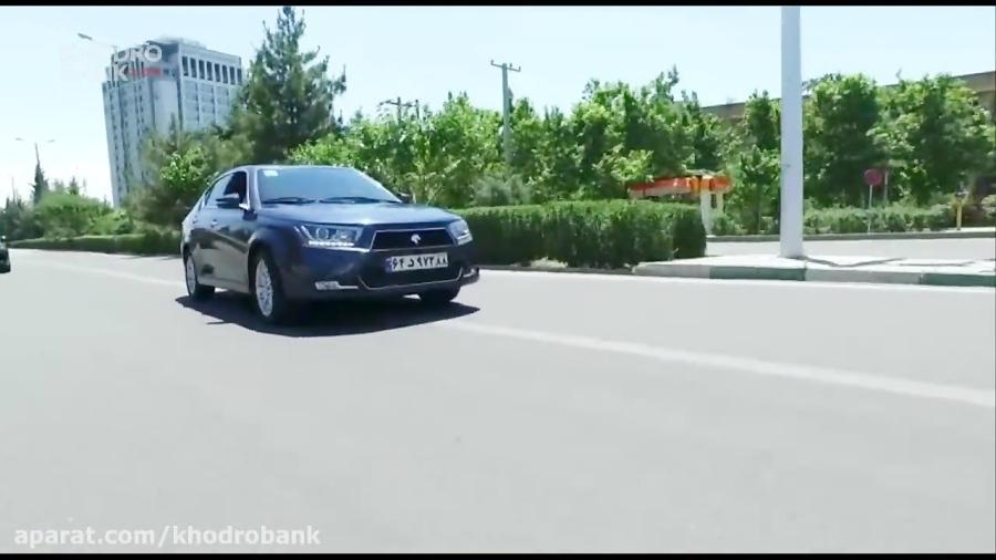 فیلم شتاب صفر تا صد کیلومتر دنا پلاس توربو در تهران