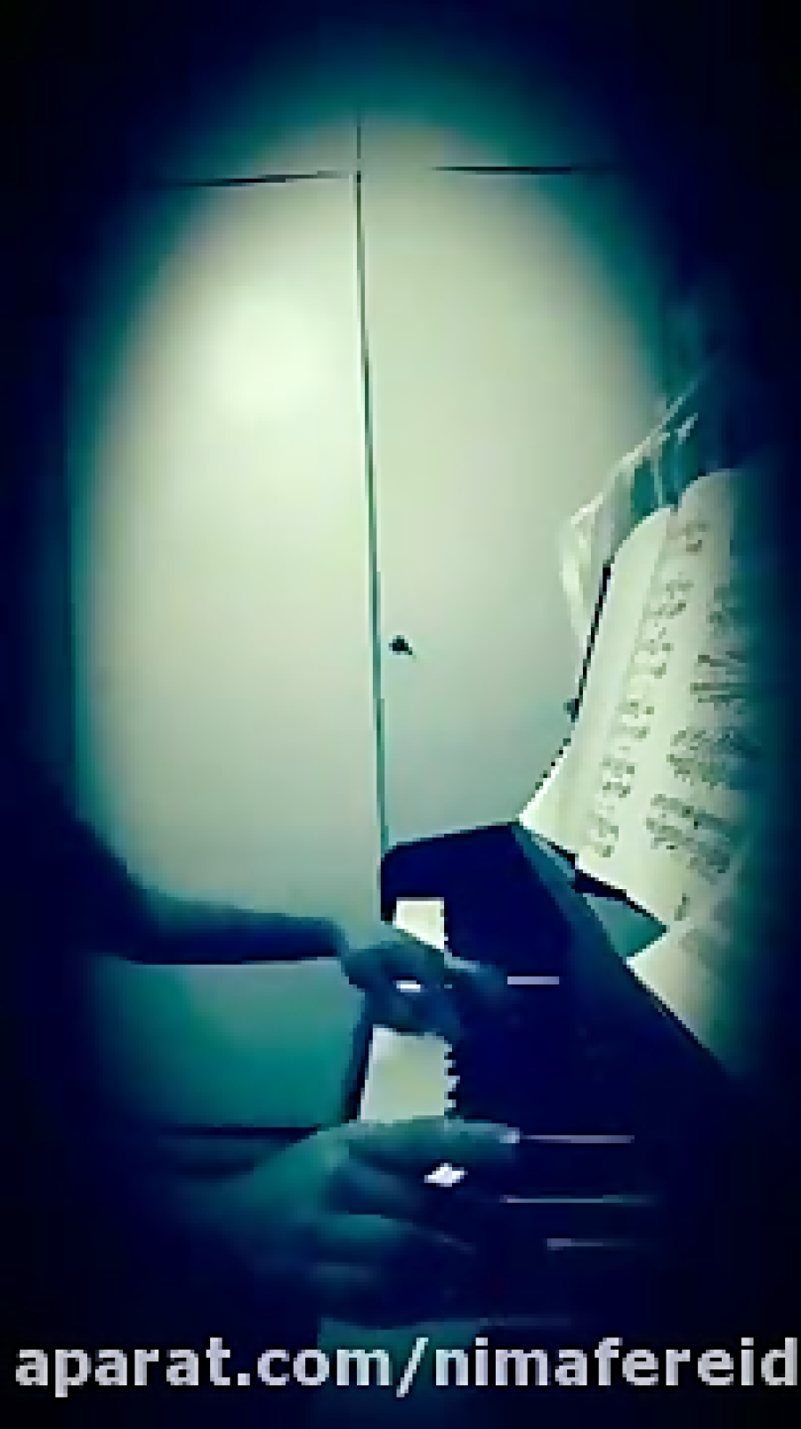 بخشی از نکتورن شوپن در دو دیز مینور الهه نقوی مدرس پیانو آموزشگاه موسیقی فریدونی